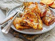 Палачинки Креп Сюзет (Crepe Suzette) с портокалов маслен сос